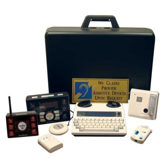 ADA Compliant Guest Room Kit 4000 Hard Case