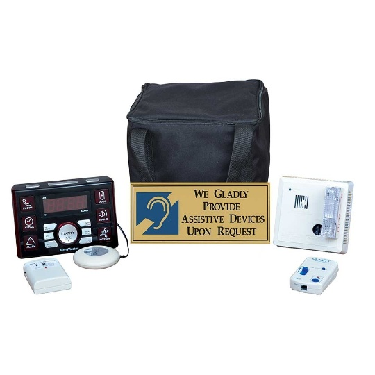ADA Compliant Guest Room Kit 900S Soft Case