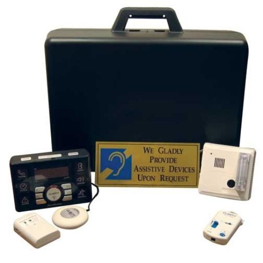 ADA Compliant Guest Room Kit 900 Hard Case