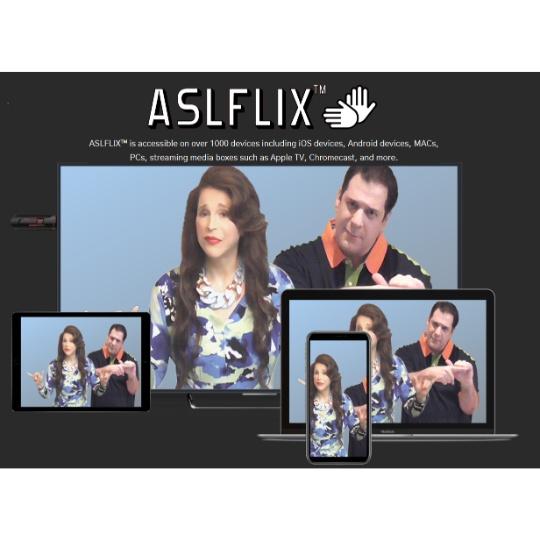 USB Flash Drive Stick: 70 ASL Film Complete Set