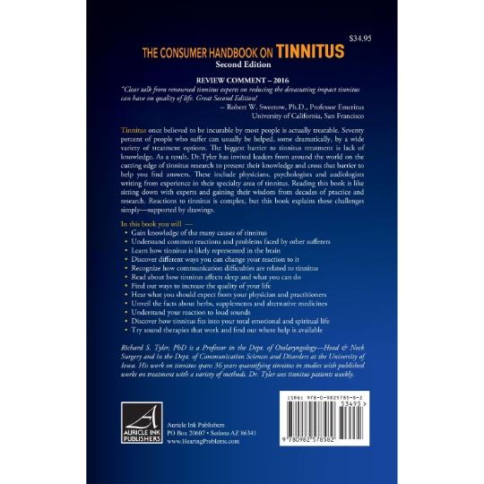 The Consumer Handbook on Tinnitus (2nd edition)