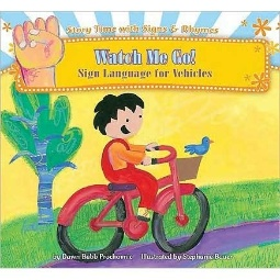 Watch Me Go!: Sign Language for Vehicles