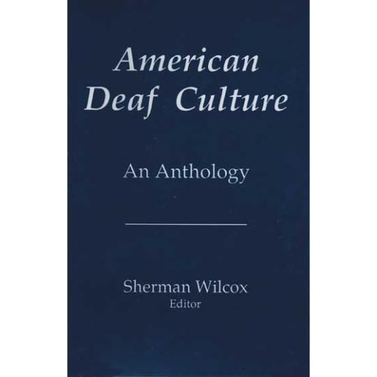 American Deaf Culture
