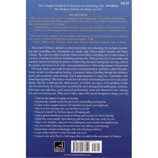 The Consumer Handbook On Hearing Loss & Hearing Aids (4th Edition)