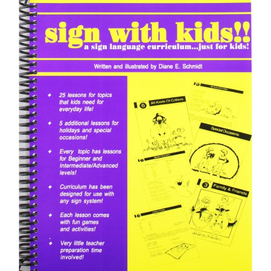 Sign With Kids!!