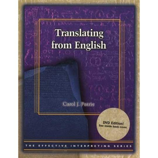 Effective Interpreting: Translating from English (Teacher)