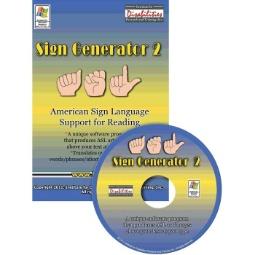 Sign Generator 2 CD-ROM