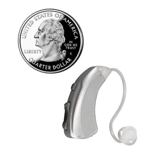 Clarity Chat Silver Single Personal Sound Amplifier