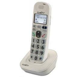 Clarity D704HS Amplified Phone Expansion Handset - 1 Year Warranty