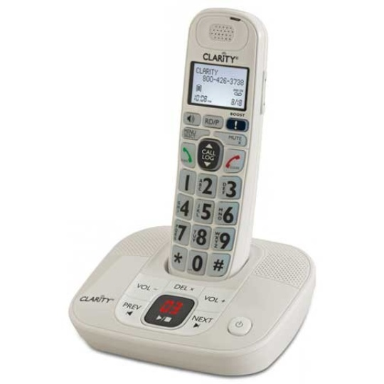 Clarity D714 Amplified Phone - 1 Year Warranty