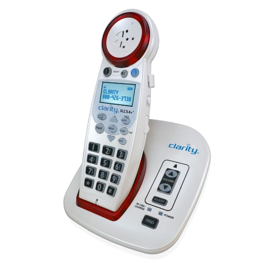 Clarity Professional XLC3.4+ Amplified Phone