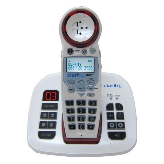 Clarity XLC8 Amplified Cordless Speakerphone