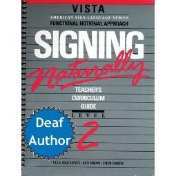 Signing Naturally Level 2 Teacher Workbook / DVD