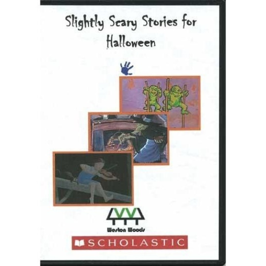 Slightly Scary Stories for Halloween DVD