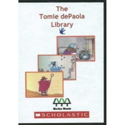 The Tomie dePaola Library DVD