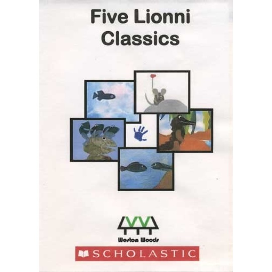Five Lionni Classics DVD