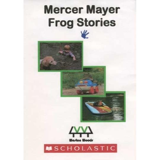 Mercer Mayer Frog Stories DVD