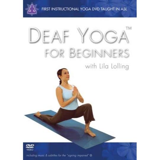 Deaf Yoga for Beginners