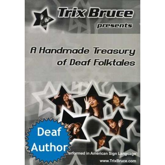 A Handmade Treasury of Deaf Folktales