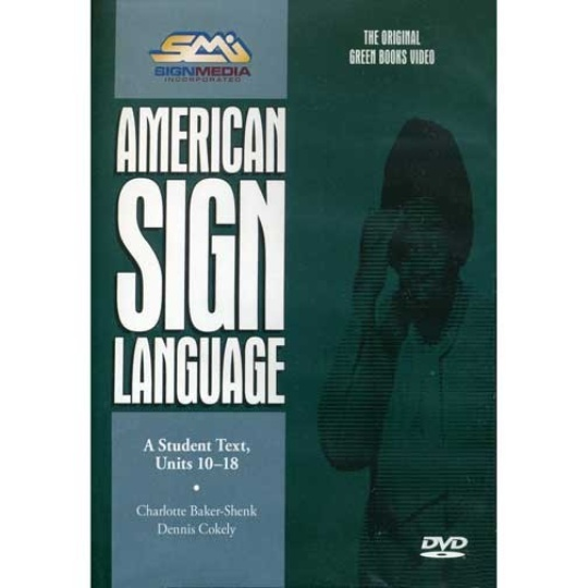 Green Book: Student DVD Units 10-18
