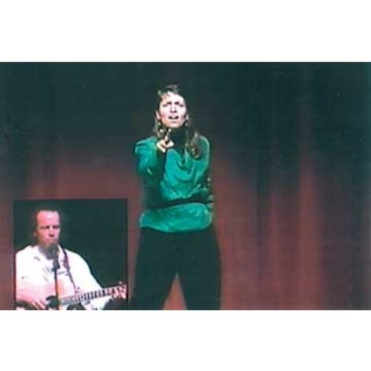 Sign Enhancers Folk Music Concert in ASL