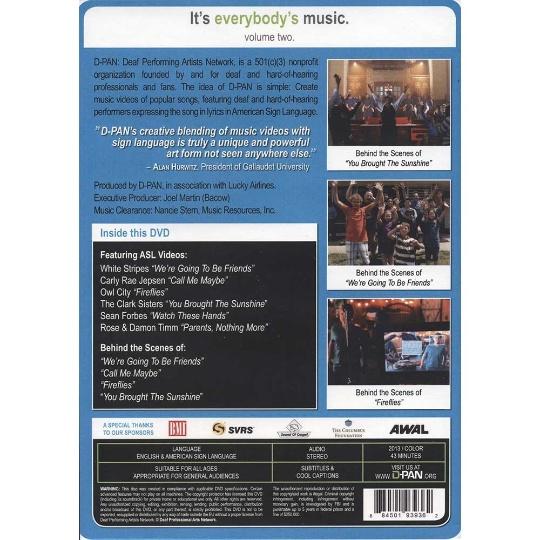 D-PAN It's Everybody's Music (Vol 2)