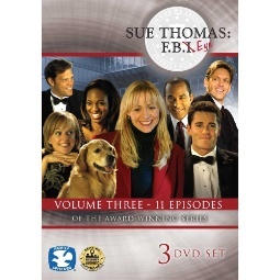 Sue Thomas: F.B.Eye Volume 3 3-DVD Set