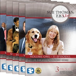Sue Thomas: F.B.Eye Volumes 1-5 DVD Set