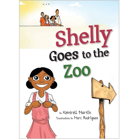 Shelly Goes to the Zoo