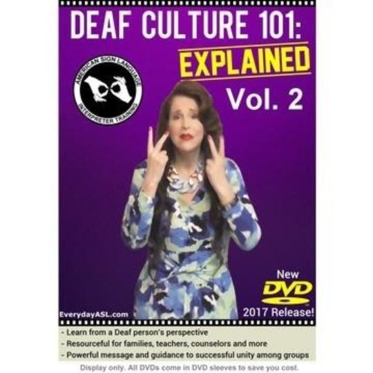 Deaf Culture 101: Explained  Vol. 2
