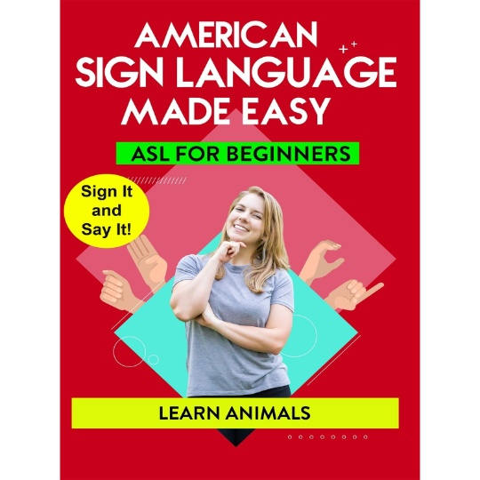American Sign Language Made Easy - ASL for Beginners - Learn Animals