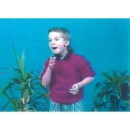 Sign Enhancers Practice with Children: 10 Year Old Storyteller