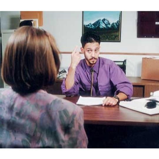 Sign Enhancers One-to-One Interviews: Interpretation