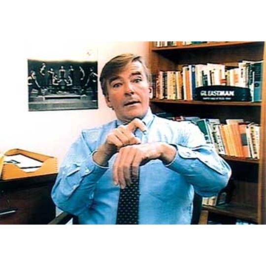Sign Enhancers Deaf Culture Autobiographies: Gilbert Eastman