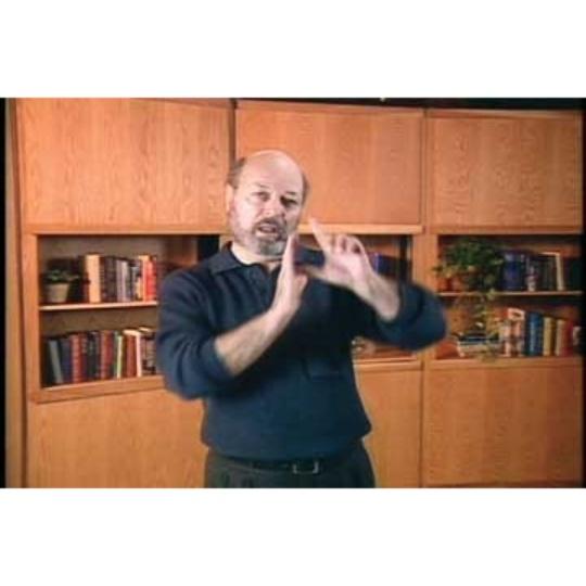 Sign Enhancers Deaf Culture Autobiographies: Alfred Sonnenstrahl