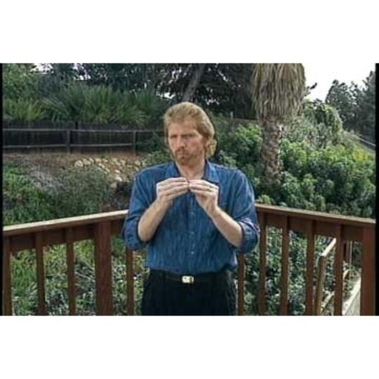 Sign Enhancers Deaf Culture Autobiographies: Howie Seago