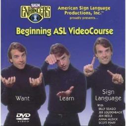 Sign Enhancers Bravo ASL! Curriculum Preview DVD