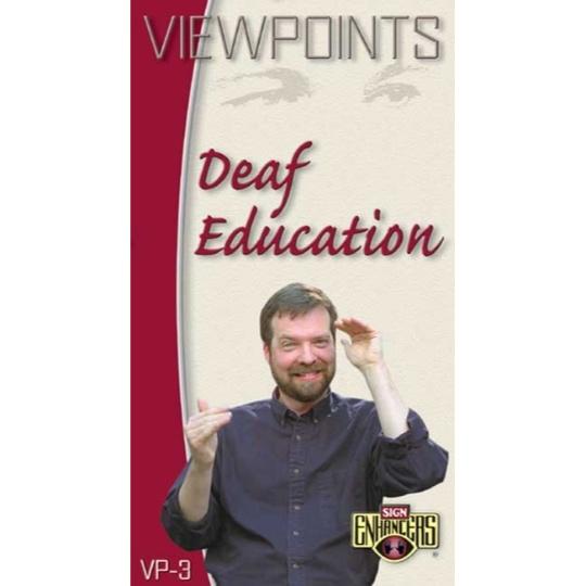 Sign Enhancers Viewpoints 3-DVD Set.