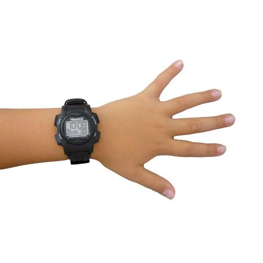 Global VibraLITE MINI Vibrating Watch with Black Band