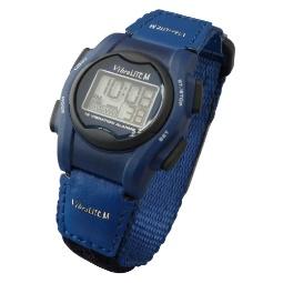 Global VibraLITE MINI Vibrating Watch with Blue Band