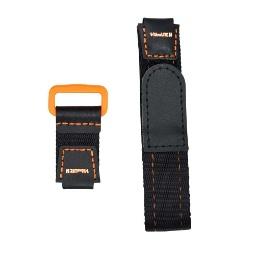 Global VibraLITE MINI Orange / Black Replacement Watch Band