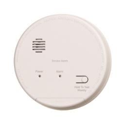 Gentex S1209F Hard Wired  Relay Smoke Alarm