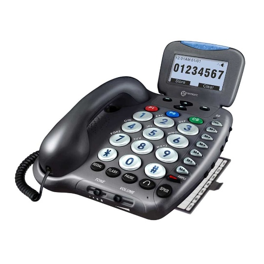 Geemarc AMPLI550 Amplified Phone