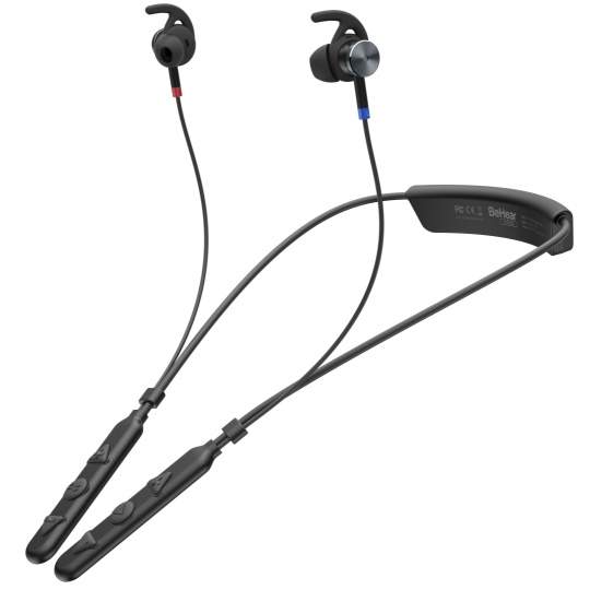 BeHear Access - Assistive Hearing Bluetooth Headset Personal Amplifier