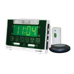 Serene Innovations CentralAlert CA-360 Clock / Receiver Notification System