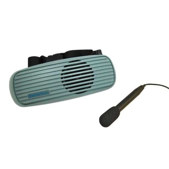 Chattervox 100 Voice Speech Amplifier with Hand-Held Microphone
