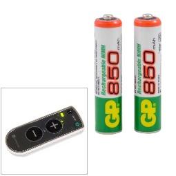 Comfort Audio Duett Batteries