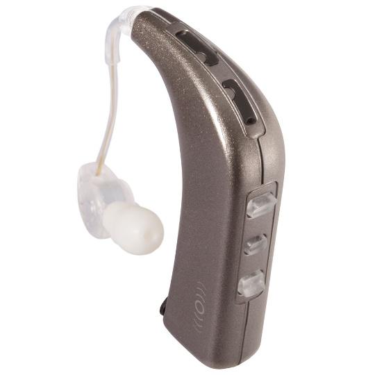 Sound World Solutions White Gold HD100 Sidekick Personal Sound Amplifier - Single