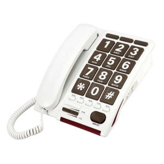 Serene Innovations HD-60J Amplified Phone