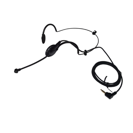 3 Position Headset Microphone System for Chattervox Voice Amplifiers